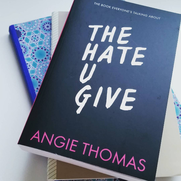 The Hate U Give, book, The Hate U Give book
