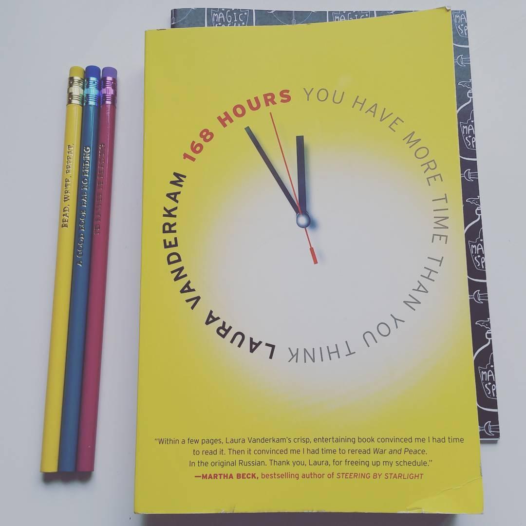 168 Hours, Laura Vanderkam